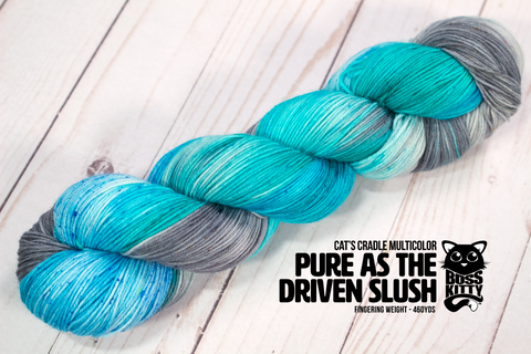 """Pure As The Driven Slush"" 