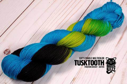 """Tusktooth"" 
