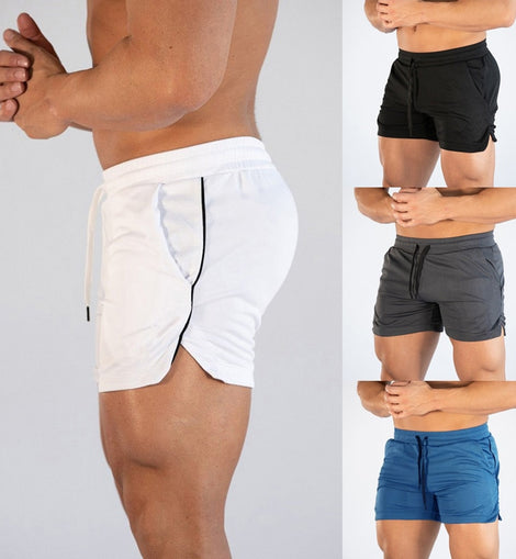 Breathable Mesh Quick Dry Swimming Shorts For Men & Boys With Pockets Gyms Beach Short