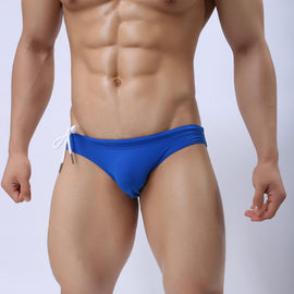 Low Waist Swim Briefs for Men U-type Swimsuit Sports menbathingsuit.com