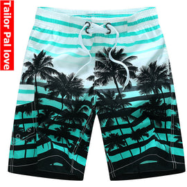 Quick Drying Swimwear Shorts Mens Swimming Shorts with Mesh lining  Plus Size Swimwear