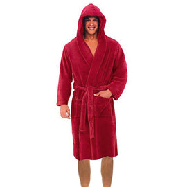 Bathrobe for Men & Boys Bathrobe for men Bathrobe for boys Bathrobe with hood Bathrobe for teens Bathrobe cotton Bathrobe for men cotton