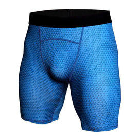 Compression Swimwear Shorts for Men Sweatpants Bodybuilding Shorts