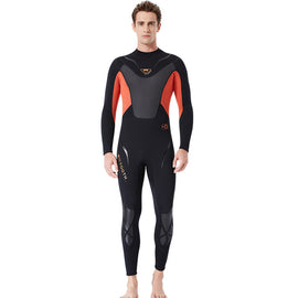 High-quality Scuba Fullbody Neoprene Wetsuit 3mm Snorkeling Spearfishing Equipment