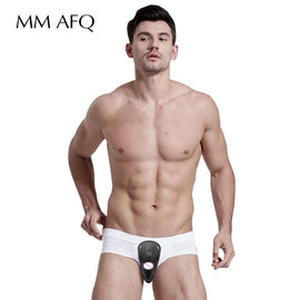 Inside Enhance Pad Cock Push Up Cup Pad For Men Swimwears Penis Bulges Mat MenBathingSuit.com