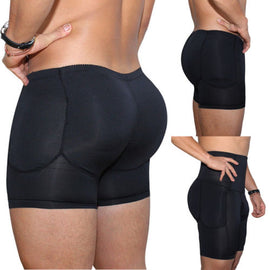 Padded Butt Enhancer Plus size swimwear for Man Swimming Suit MenBathingSuit.com