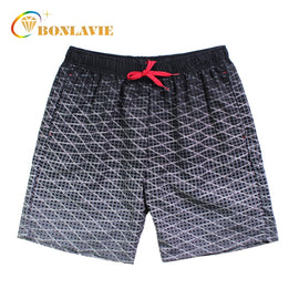 Printed Quick Dry Swimsuit for Men  Bathing Beach Wear Surf Mens Swim Shorts MenBathingSuit.com