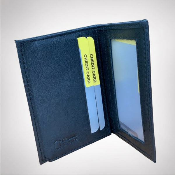 Black Card Holder - EcoLoom