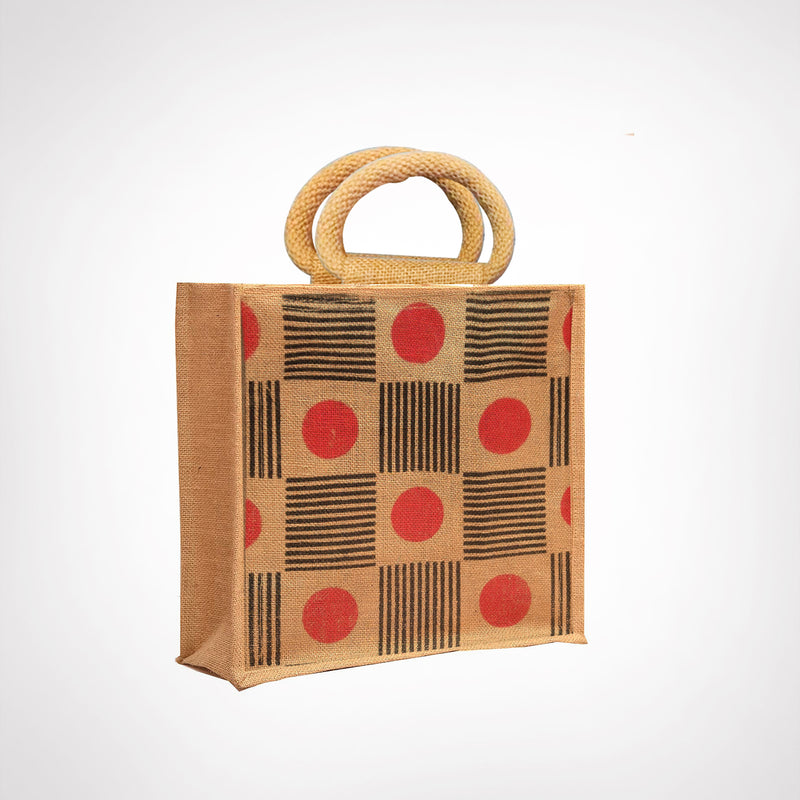 Jute Bags with zipper  (Bulk Only) - [Ecoloom]
