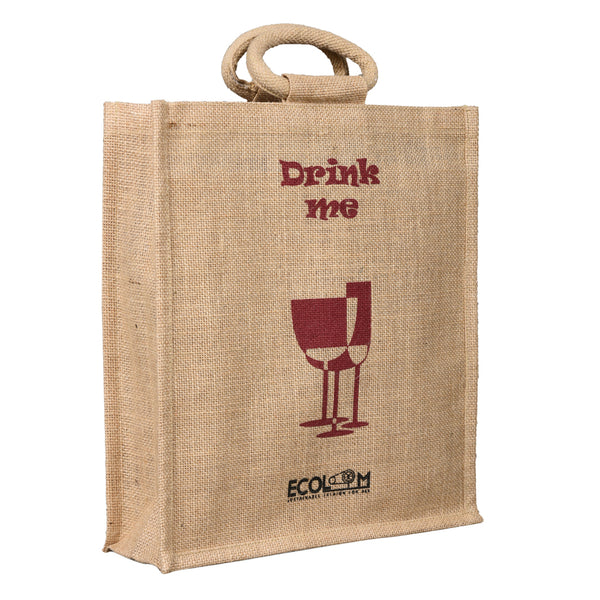 Sustainable Jute Bag (Bulk Only) - EcoLoom