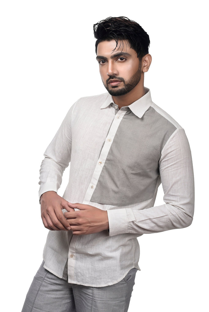 Patch Casual Shirt - EcoLoom