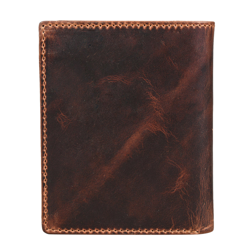 Ribbed Bark Wallet (Bulk Only) - EcoLoom