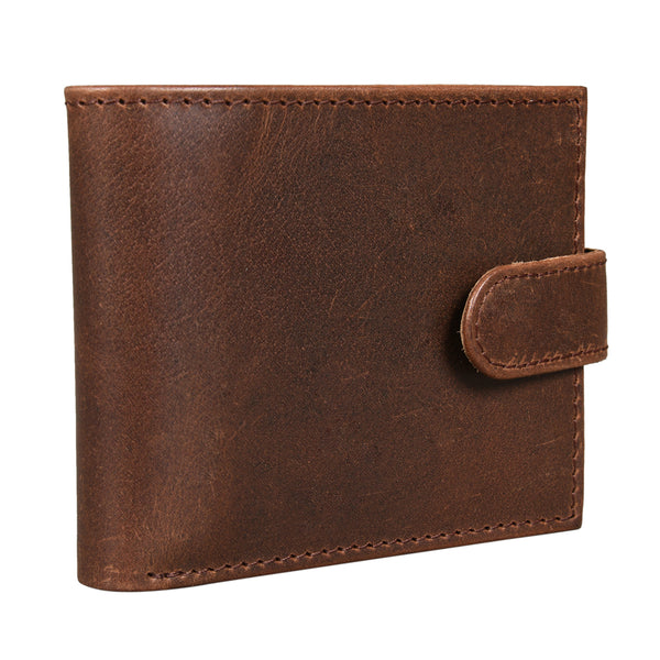 Russet Trifold Wallet with Flap (Bulk Only) - EcoLoom