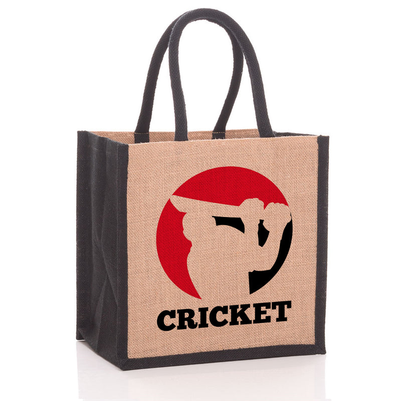 Jute Bag - Sports Model  (Bulk Only) - [Ecoloom]