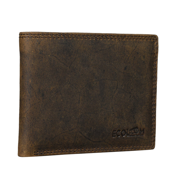 Brown Hunter Wallet - EcoLoom