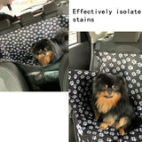 Pet Car Seat Cover