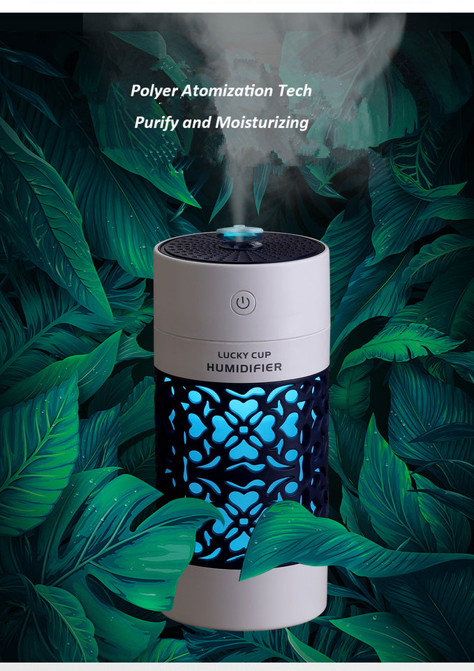 3 in 1 USB Humidifier