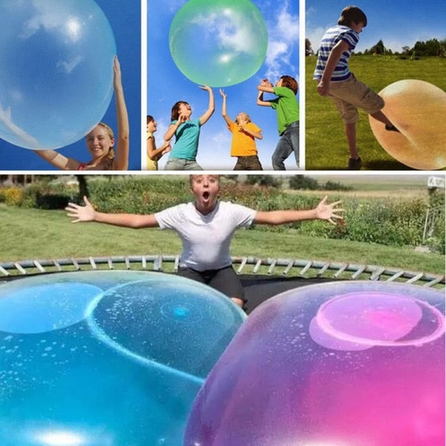 Buball- Outdoor Bubble Ball