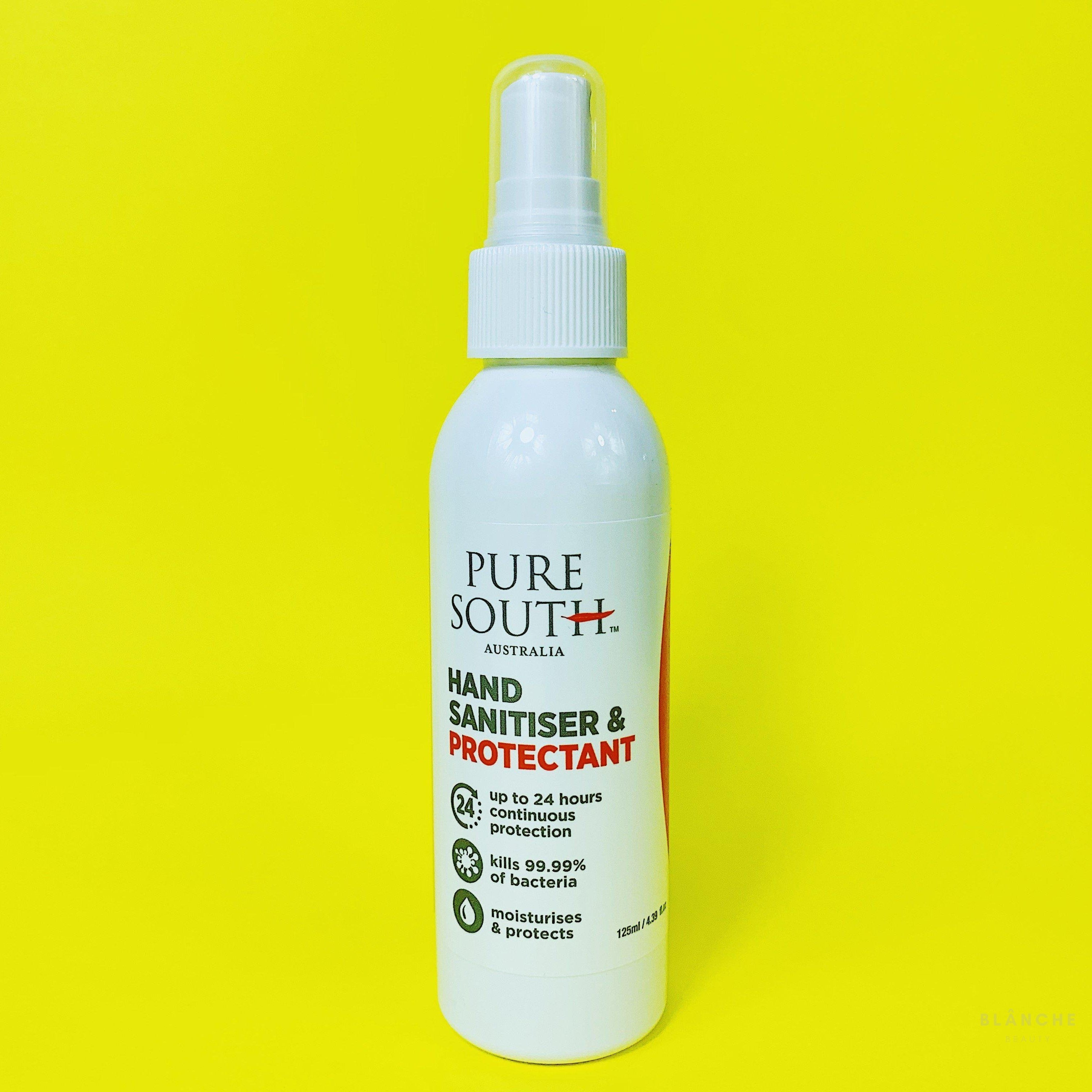Pure South Australian Hand Sanitiser 24hr Protectant Commercial Grade-Blânche Beauty