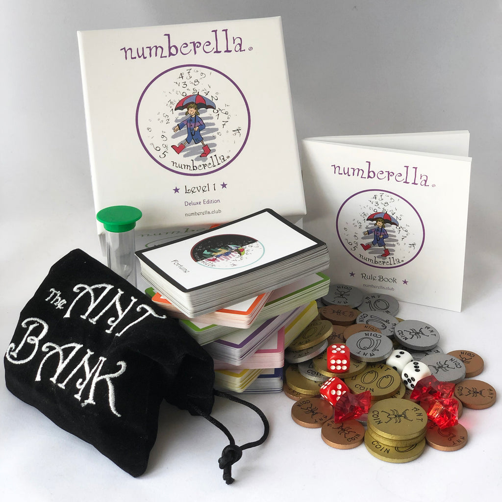 Numberella Deluxe Edition Games