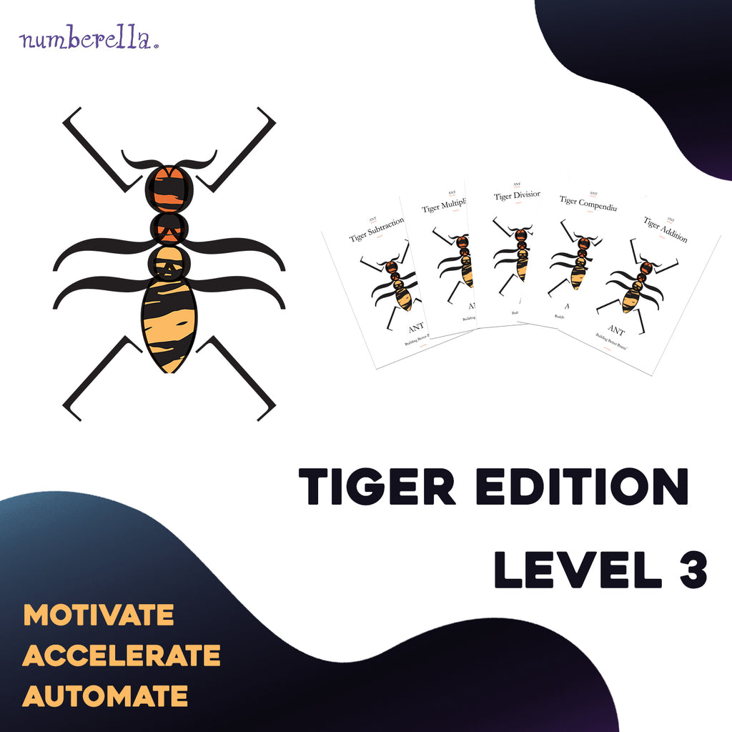Tiger Edition Level 3