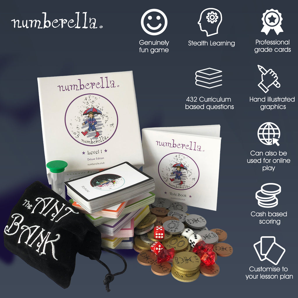 Numberella Deluxe Edition Level 2