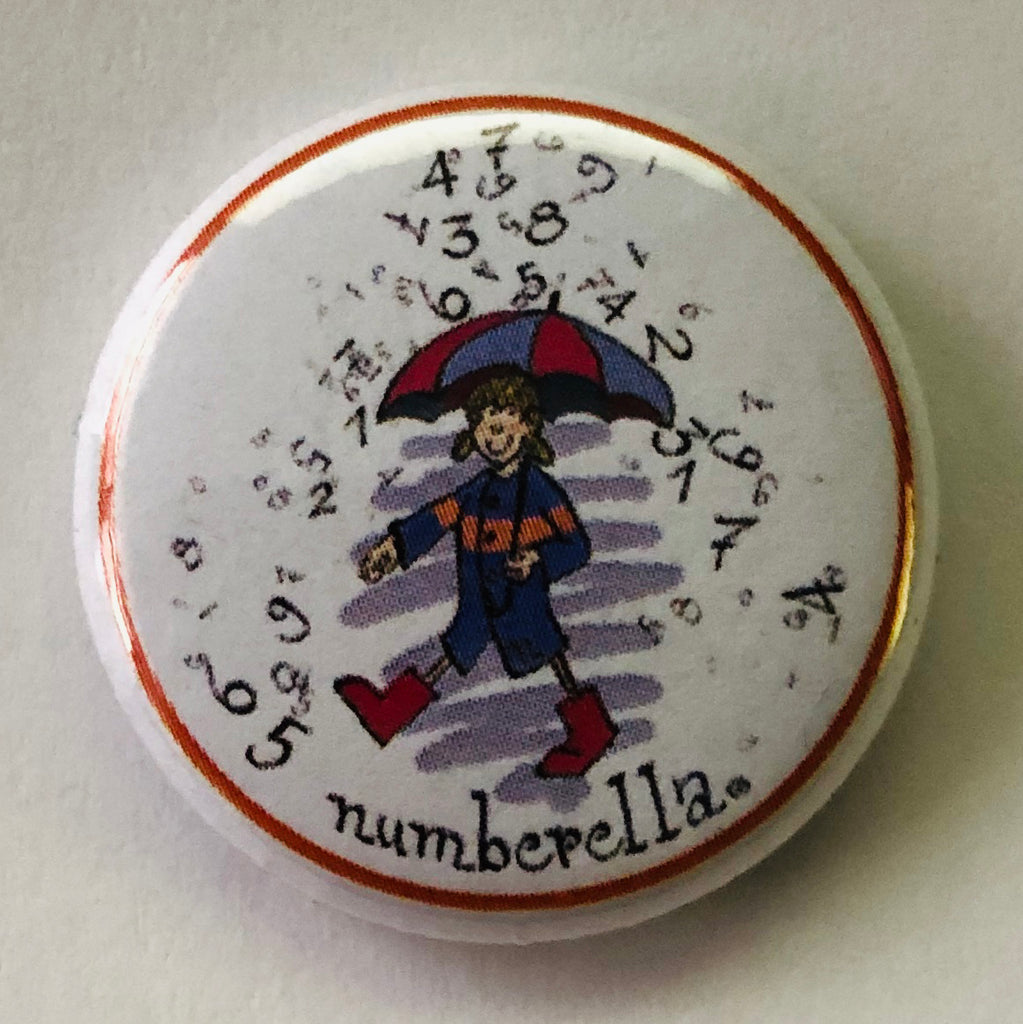 Badge - Numberella