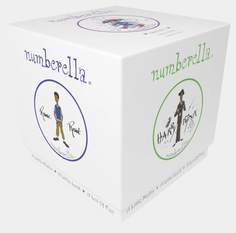 Numberella Deluxe Edition Level 1