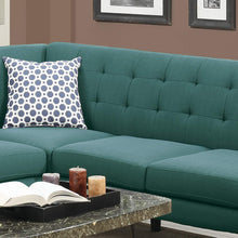 Load image into Gallery viewer, Bobkona Linen-Like Poly fabric Sectional, Laguna
