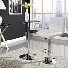 Load image into Gallery viewer, $149 2 Modern Pu Leather Swivel Adjustable Hydraulic Bar Stools