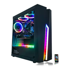 Load image into Gallery viewer, Gaming PC Desktop Computer Intel i5 3.10GHz,8GB Ram,1TB