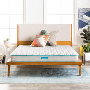 6 Inch Innerspring Mattress - King