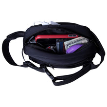 Load image into Gallery viewer, Fanny Pack with Charger Bank +charging cord for iphone 11 XS XR X/8/7 Galaxy S10 S9 S8