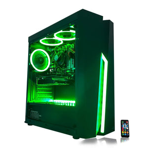 Gaming PC Desktop Computer Intel i5 3.10GHz,8GB Ram,1TB