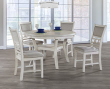 Load image into Gallery viewer, Classic Round 5pc Dining Set, Bisque