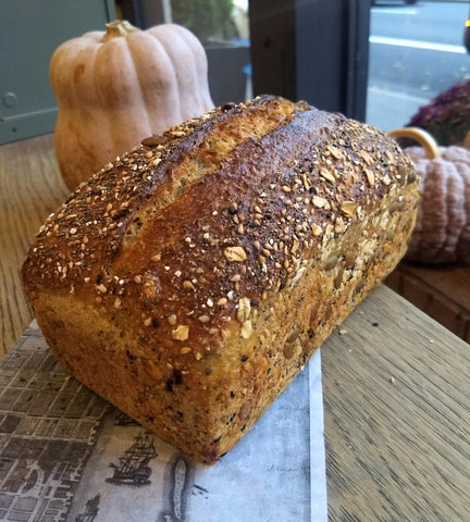 9th St 9 Grain Pullman Loaf-High St. Philly