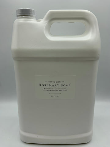 Rosemary Soap- 1 Gal Refill