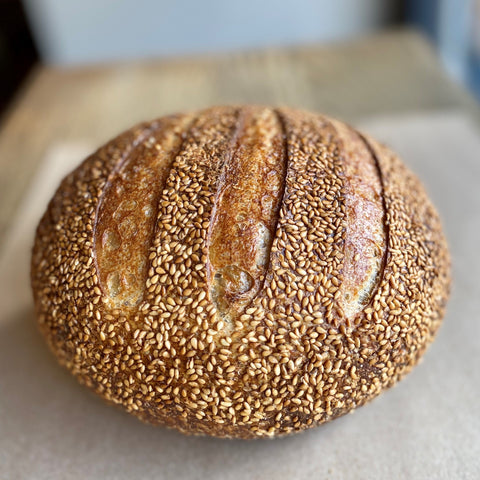 Sesame Sourdough - High St. Philly