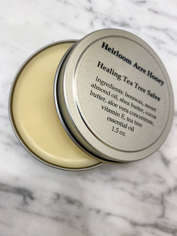 Healing Tea Tree Salve