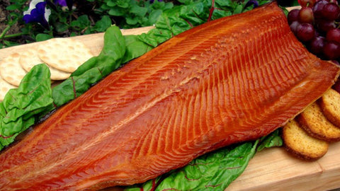 Smoked Tasmanian Trout- Award Winning
