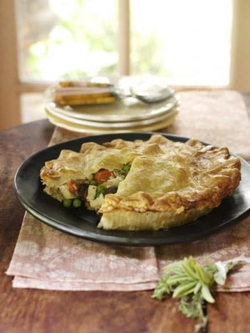 Famous Chicken Pot Pie