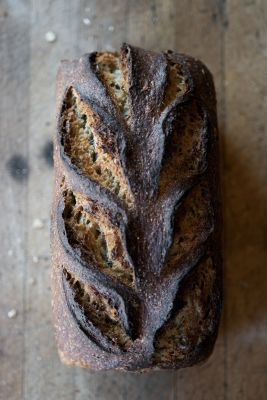 Caraway Rye Pullman Loaf-High St. Philly