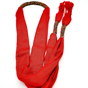 Kinga Scarf – Red