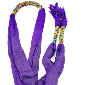 Kinga Scarf – Purple