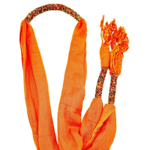 Kinga Scarf – Orange