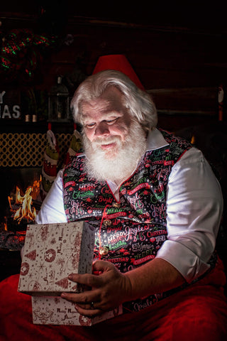 Photo Package with Santa