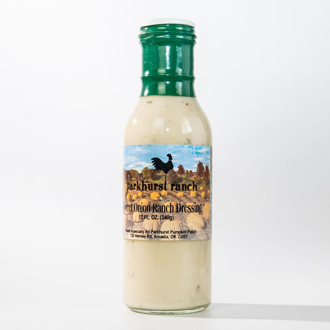 Sweet Onion Ranch Dressing