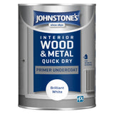 Johnstone's Interior Wood and Metal Quick Dry Primer Undercoat