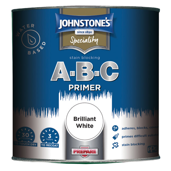Johnstone's Speciality Paint ABC Stain blocking primer