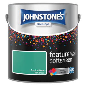 Johnstone's Feature Wall Soft Sheen Paint